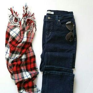 Levi 515 Denim Bootcut Jeans